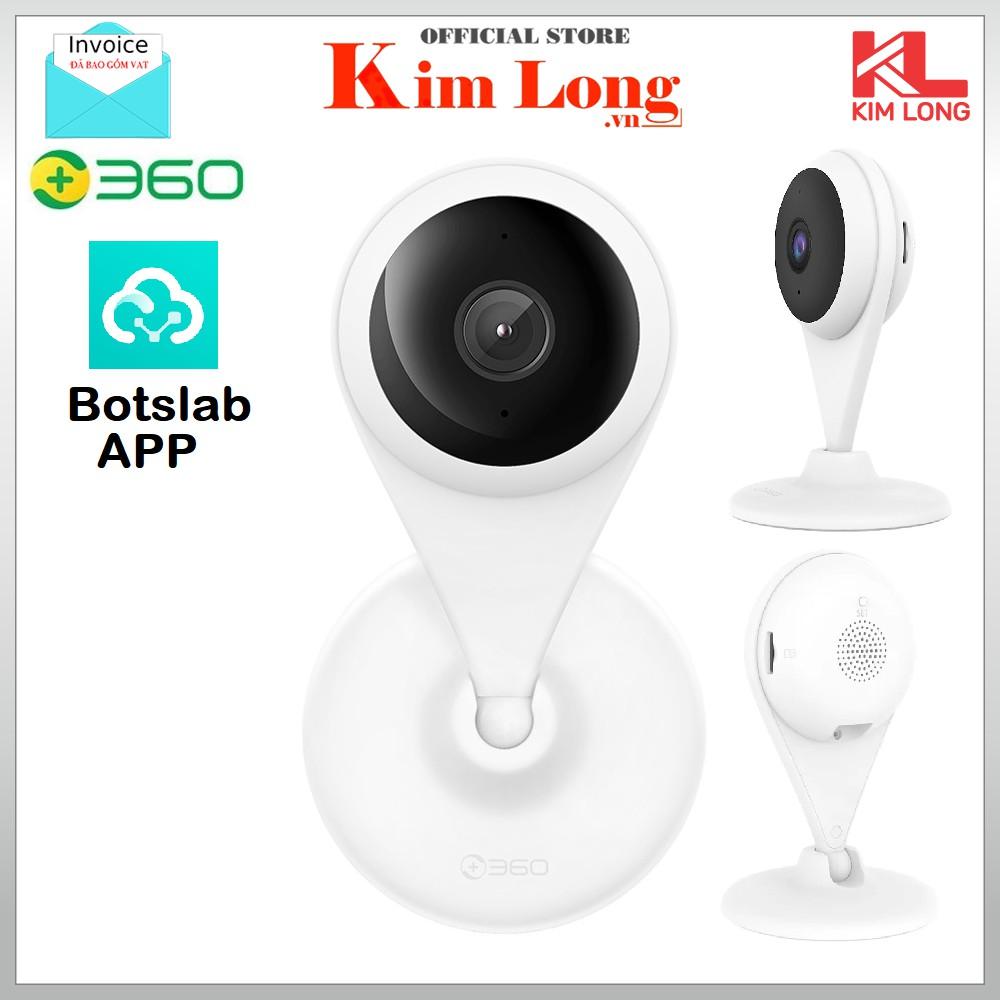 Camera quan sát 360 BOTSLAB AC1C Pro AI [2021] / AC1C [2020] - Hàng chính hãng