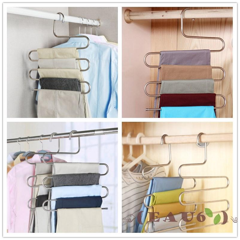 Ÿμ-New Fashion Portable Multi-Use Pants Hanging Hanger Clothes 5-Layers Room Save Space Tools - 22788270 , 5512711343 , 322_5512711343 , 55284 , -New-Fashion-Portable-Multi-Use-Pants-Hanging-Hanger-Clothes-5-Layers-Room-Save-Space-Tools-322_5512711343 , shopee.vn , Ÿμ-New Fashion Portable Multi-Use Pants Hanging Hanger Clothes 5-Layers Room Sav