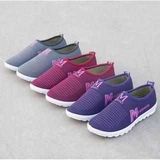 Giày lười có 3 màu như hình