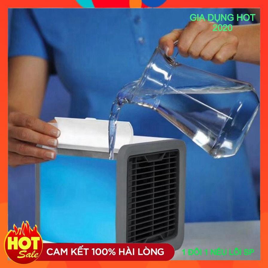 👑 ️🍀 Quạt điều hòa mini làm mát bằng hơi nước Air Cooler mát lạnh ️🍀 👑,  Giá tháng 10/2020