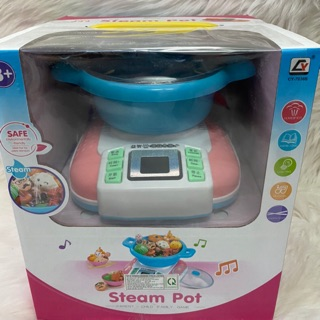 Nồi lẩu bếp điện từ đồ chơi