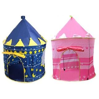 Lều công chúa hoàng tử (ko kèm bóng)