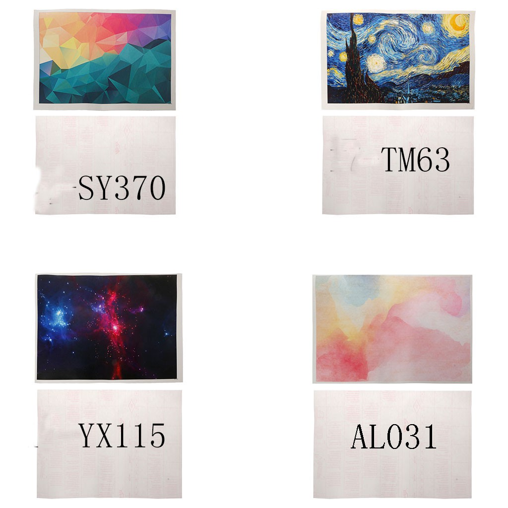 Miếng decal dán lưng cho laptop HP/ Acer/ Dell /ASUS/ Sony/Xiaomi/Macbook Air