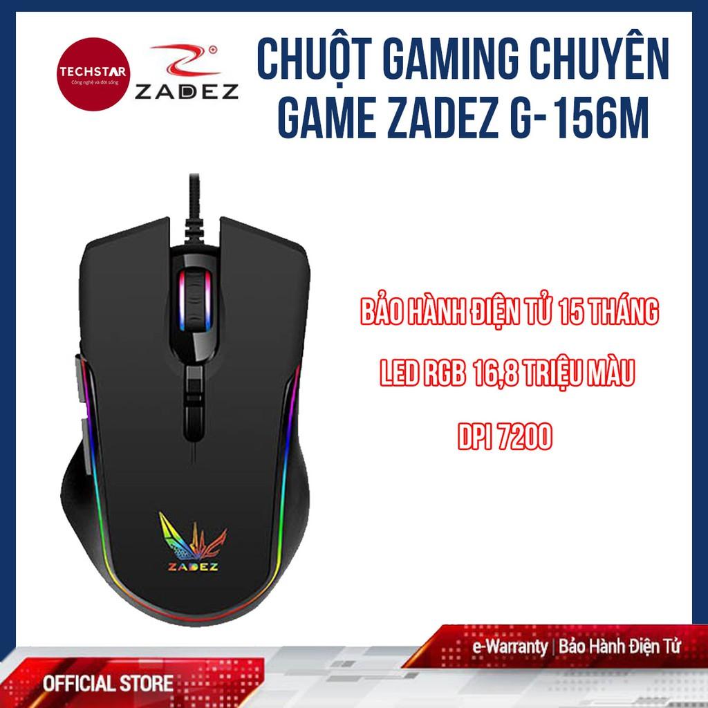 Chuột Gaming Zadez G-156M
