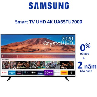 Tivi Samsung Smart 4K 65TU7000 65 inch UHD
