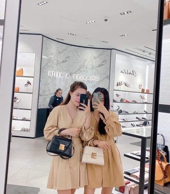 [Mã SKAMPUSHA7 giảm 8% tối đa 50K đơn 250K] Túi xách nữ dáng công sở hàng đẹp Li ke Au th