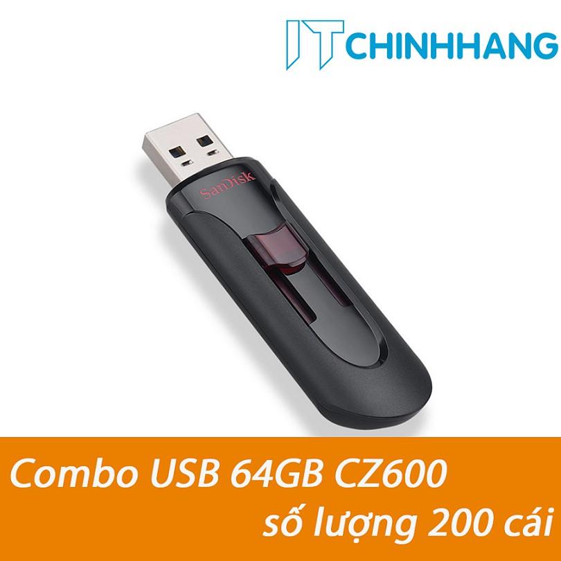 THÙNG USB SANDISK 64GB CZ600 (200c) - HÃNG PHÂN PHỐI CHÍNH THỨC - 3477618 , 1241383577 , 322_1241383577 , 7980000 , THUNG-USB-SANDISK-64GB-CZ600-200c-HANG-PHAN-PHOI-CHINH-THUC-322_1241383577 , shopee.vn , THÙNG USB SANDISK 64GB CZ600 (200c) - HÃNG PHÂN PHỐI CHÍNH THỨC
