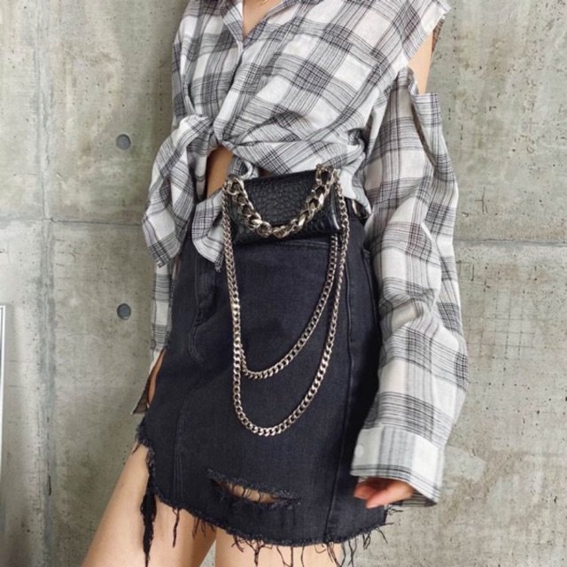 túi xách nữ 💖Freeship 💖 Túi da đeo chéo hoặc đeo ngang eo bụng cực cá tính và chất 2020
