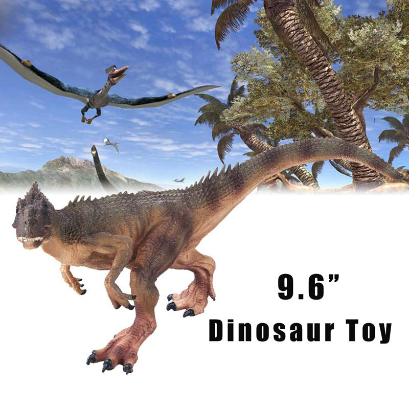 Funny Allosaurus Dinosaur Toy Child Toy Simulation Model