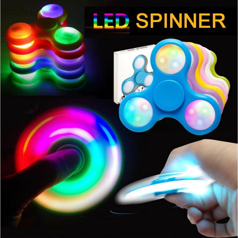 Con quay 3 cánh Fidget Spinner Đèn led nhấp nháy - 2914159 , 292508284 , 322_292508284 , 42000 , Con-quay-3-canh-Fidget-Spinner-Den-led-nhap-nhay-322_292508284 , shopee.vn , Con quay 3 cánh Fidget Spinner Đèn led nhấp nháy