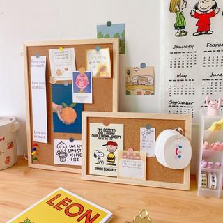 Bảng gỗ treo tường ghi chú tiện dụng - UniLabel thumbnail