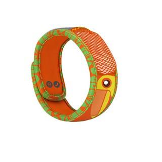 Viên chống muỗi PARA KITO kèm vòng đeo tay trẻ em họa tiết chim Tucan (loại 2 viên) -PKWB04