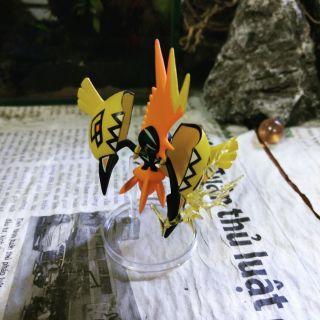 Mô hình pokemon TCG vệ thần Alola.
