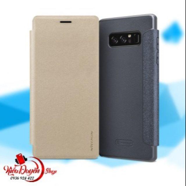 Samsung Galaxy Note 8 Bao da hiệu Nillkin Sparkle