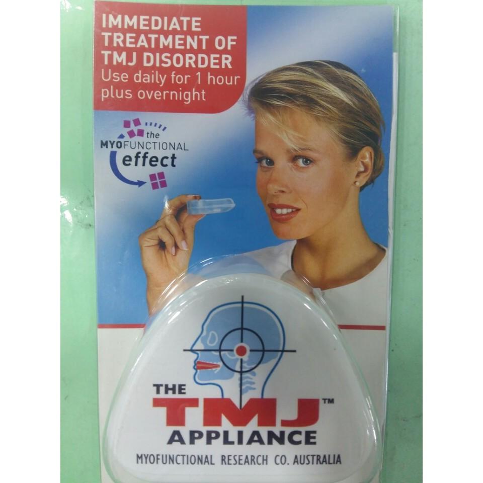 Dụng cụ chống nghiến răng TMJ