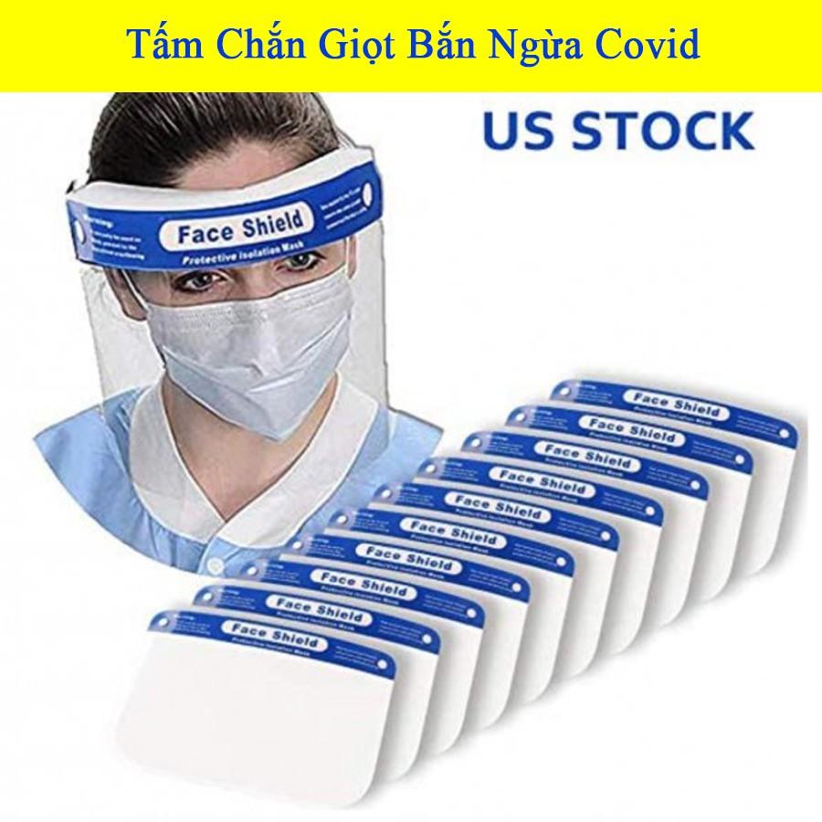 Kính Chống Giọt Bắn,Tấm Chắn Face Shield Mặt Nạ Bảo Hộ NEO,Người Lớn Trẻ Em  Đeo Đều Vừa. | Shopee Việt Nam