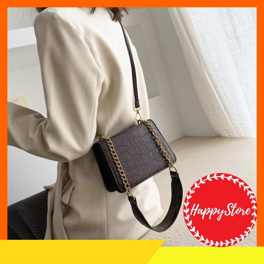 Túi xách nữ đeo chéo TINA da mềm đi chơi giá rẻ