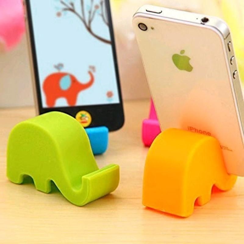 Giá đỡ điện thoại hình voi con dễ thương