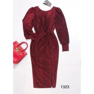 Đầm body thiết kế tay dài_V1323