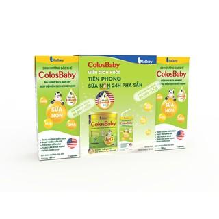 Sữa bột pha sẵn Colosbaby Gold 180ml - 1 Thùng (48 hộp)