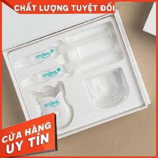 Máy làm trắng răng không ê buốt, tẩy trắng răng nhanh Smilee M an toàn cho sức khỏe