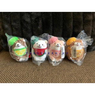 Mochi Shiba Trái Cây Chó Gấu Bông Nhật SK Japan Amuse Authentic