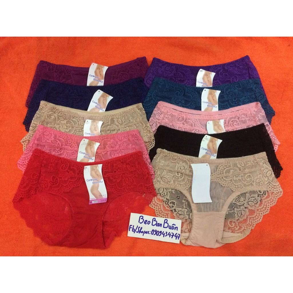 10 quần lót nữ beutiful spring / 10 quần lót nữ / quần sịp nữ - 3171024 , 292461588 , 322_292461588 , 195000 , 10-quan-lot-nu-beutiful-spring--10-quan-lot-nu--quan-sip-nu-322_292461588 , shopee.vn , 10 quần lót nữ beutiful spring / 10 quần lót nữ / quần sịp nữ
