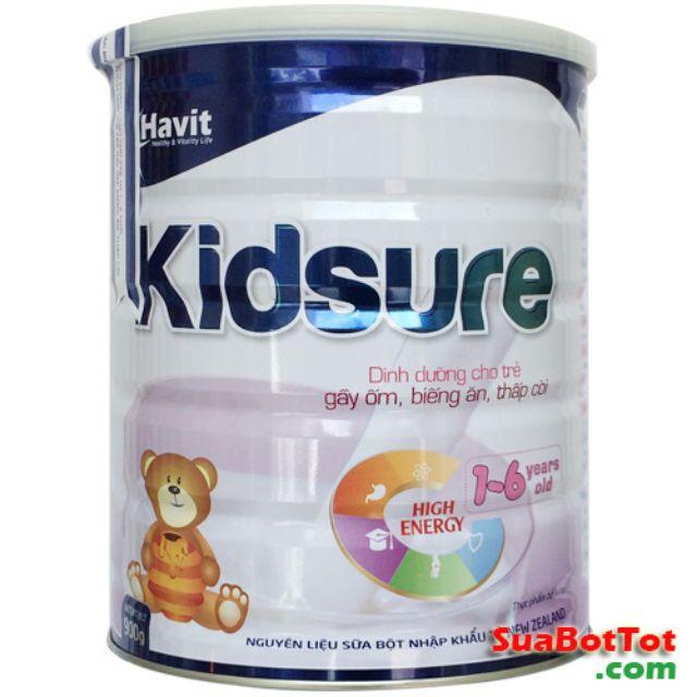 Sữa Kidsure cho trẻ biếng ăn hộp 900g date 6/2019 - 2650753 , 574773092 , 322_574773092 , 520000 , Sua-Kidsure-cho-tre-bieng-an-hop-900g-date-6-2019-322_574773092 , shopee.vn , Sữa Kidsure cho trẻ biếng ăn hộp 900g date 6/2019