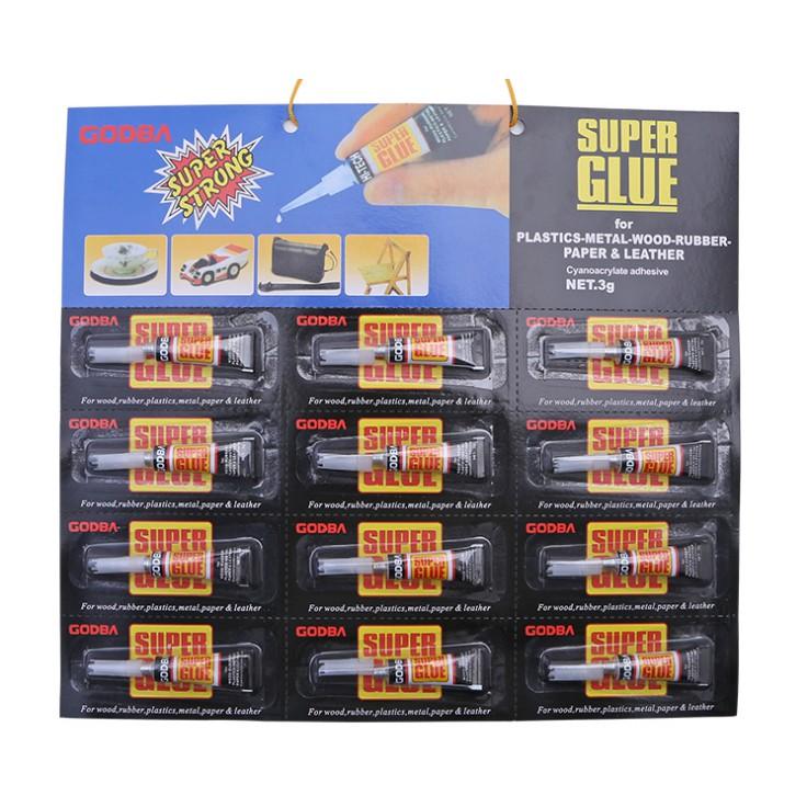Keo Dán Đa Năng Super Glue Xuất Nhật