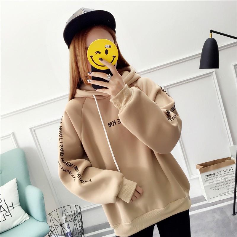Áo hoodie phối chữ Ulzzang nỉ bông siêu ấm giá rẻ style Hàn Quốc - 2412303 , 832832478 , 322_832832478 , 150000 , Ao-hoodie-phoi-chu-Ulzzang-ni-bong-sieu-am-gia-re-style-Han-Quoc-322_832832478 , shopee.vn , Áo hoodie phối chữ Ulzzang nỉ bông siêu ấm giá rẻ style Hàn Quốc