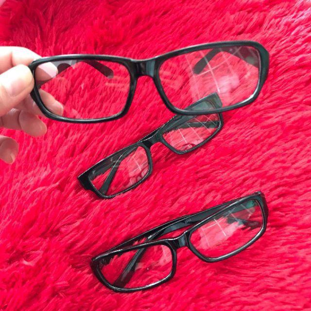 SALE Mắt kính vuông và mắt kính mèo