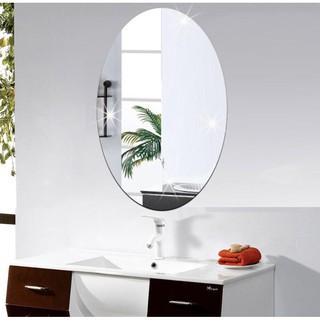 Gương Soi Phòng Tắm Bắt Tường Siêu Đẹp Chuyên Để Giá Sỉ (KT 30x45cm) thumbnail