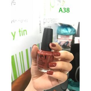 SALE 40% - sơn móng tay OPI ( NLA38) thumbnail