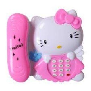 Điện thoại bàn Hello Kitty
