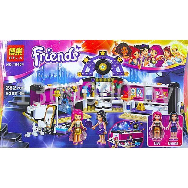 Lego friends 10404- Phòng thay đồ của siêu sao nhạc Pop - 14666580 , 1038046512 , 322_1038046512 , 240000 , Lego-friends-10404-Phong-thay-do-cua-sieu-sao-nhac-Pop-322_1038046512 , shopee.vn , Lego friends 10404- Phòng thay đồ của siêu sao nhạc Pop
