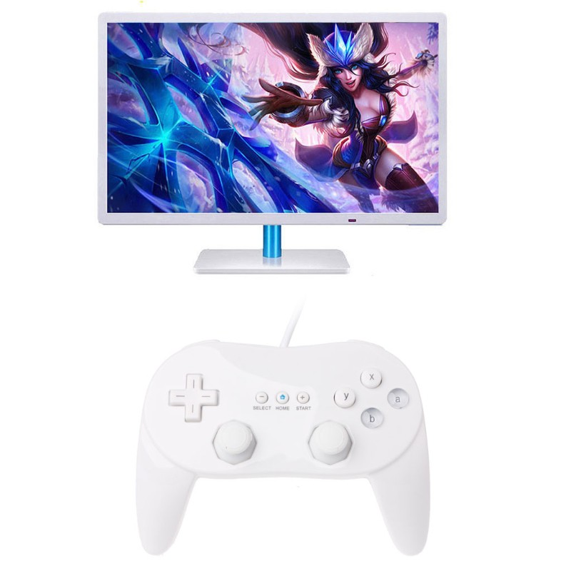 Tay Cầm Chơi Game Có Dây Chuyên Dụng Cho Wii