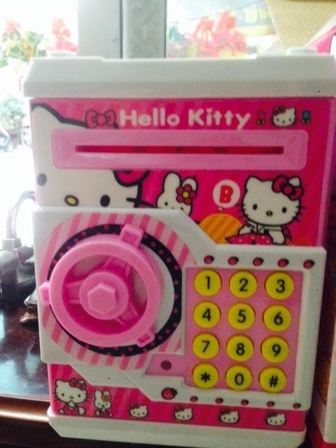 ( Góc bán sỉ ) Két Mini hello kitty