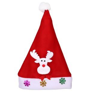Mũ Ông Già Noel Có Đèn Led