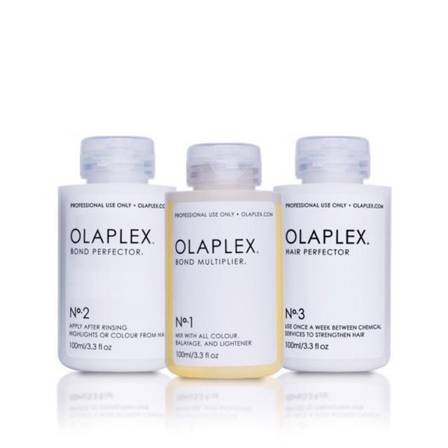 Bộ Kit phục hồi Olaplex 100ml x 3 chai