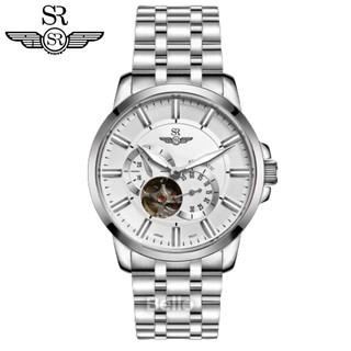 Đồng hồ nam SRWATCH Automatic Open Heart SG8871.1102 mặt kính trước và sau làm bằng Sapphire Chống trầy Chống nước thumbnail