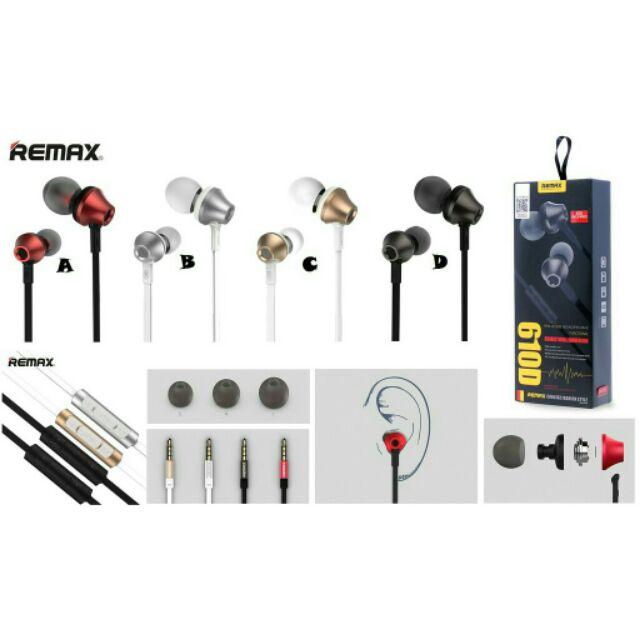 Tai nghe Remax 610D xịn chính hãng - BH 6 tháng