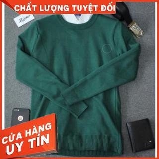 HÀNG NHẬP KHẨU – Áo len nam cổ tròn,chất liệu len cao cấp dáng ôm nhẹ phù hợp cho cả nam và nữ hoặc làm áo đôi – Hàng N