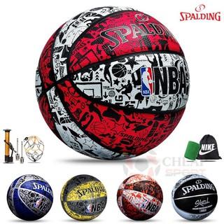 [Đỉnh Cao] Bóng Rổ Spalding Sketch NBA Chính Hãng TỐT .