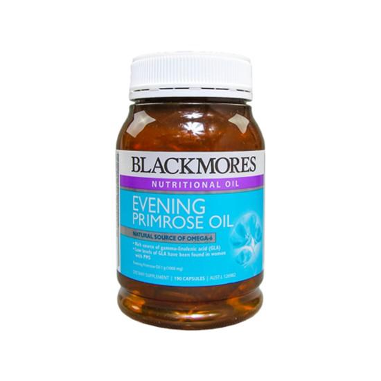 Tinh dầu Hoa Anh Thảo Evening Primrose Oil Blackmores 190v