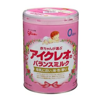 Sữa Glico số 0 – 800g Nhật Bản