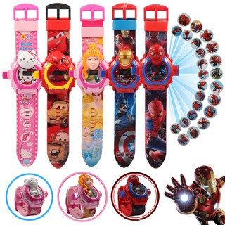 Sale 70% Đồ chơi Đồng hồ cho trẻ em họa tiết siêu nhân Ultraman độc đáo, Giá gốc 213,000 đ - 66A49