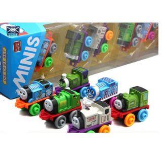 Bộ đồ chơi 6 xe lửa