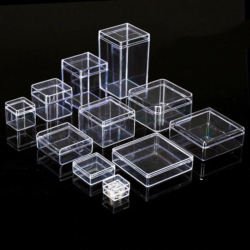 Hộp Nhựa Trong Suốt Đựng Trang Sức