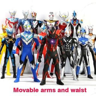 Mô Hình Đồ Chơi Nhân Vật Ultraman Dyna Ginga 23cm thumbnail