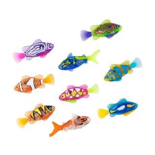 Đồ chơi cá robot tự bơi trong nước dành cho trẻ nhỏ